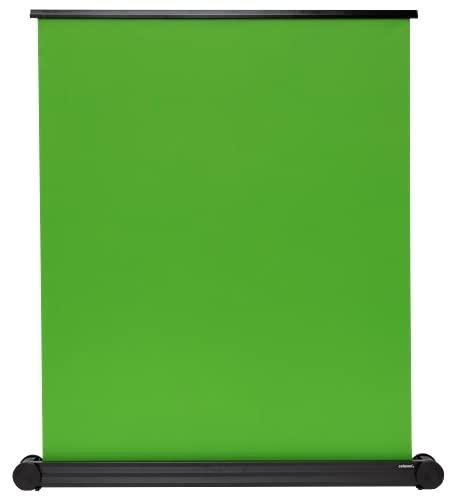 celexon tragbare Mobile Chroma Key Green-Screen Rückwand Hintergrund Leinwand- Broadcast,...