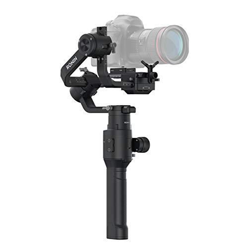 DJI Ronin-S - 3-Achsen-Kardanstabilisator für digitale Spiegelreflexkameras, All-in-One-Steuerung,...