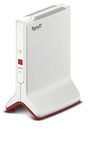AVM FRITZ!WLAN Mesh Repeater 3000 (drei Funkeinheiten: 5 GHz (bis zu 1.733 MBit/s), 5 GHz (bis zu...