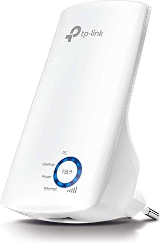 TP-Link TL-WA850RE WLAN Verstärker Repeater(300 Mbit/s, WLAN Verstärker, App Steuerung,...