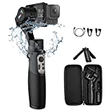 Hohem iSteady Pro 3 Action Kameras Gimbal Handheld Gimbal Stabilisator 3 Achsen Splash Proof...