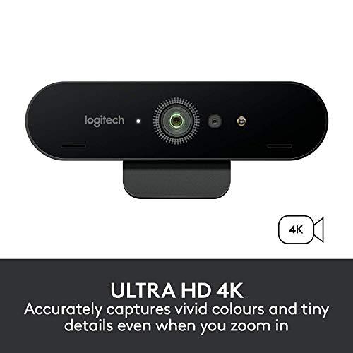 Logitech BRIO 4K Webcam - Review