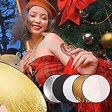 HWAMART ® (RF60) 60cm 5-in-1 Multi zusammenklappbare tragbare Studio-Licht-Blitz-Reflektor-Disc +...