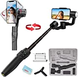 FeiyuTech Vimble 2S 3-Axis Handheld Gimbal Stabilizer for iPhone 11 Pro Xs Max XR X Smartphone...