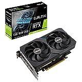 ASUS Dual GeForce RTX3060 TI Mini 8G V2 OC Edition Gaming Grafikkarte (Lite Hash Rate (LHR), Nvidia...