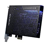AVerMedia Live Gamer HD 2, PCIe, Full HD 1080p60, Video Capture Card, Plug and Play, Grabber, für...