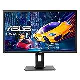 ASUS VP28UQGL 71,1 cm (28 Zoll) Monitor (HDMI, FreeSync, DisplayPort, 1ms Reaktionszeit, 4K UHD)...