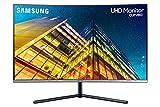 Samsung U32R592CWU 80,1 cm (32 Zoll) Curved UHD 4K Monitor (3.840 x 2.160 Pixel, VA-Panel, 16:9...