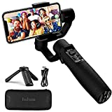 Smartphone Gimbal Stabiliser – Hohem 3-Axis Gimbal Stabiliser with Sports Mode, Smart Tracking,...
