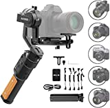 FeiyuTech AK2000C Gimbal 3 Achse Stabilisator für Spiegelreflexkamera/Sspiegellose/DSLR Kamera wie...