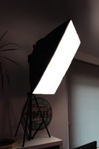 Beleuchtung Softbox - YouTube Setup