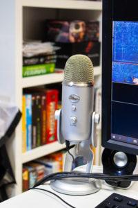 Mikrofon Blue Yeti