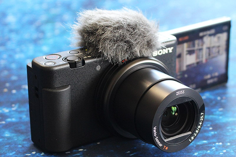 Sony ZV-1 YouTuber Kamera