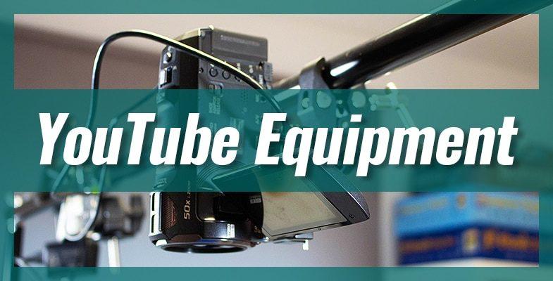 Welches YouTube Equipment brauche ich wirklich am Anfang?