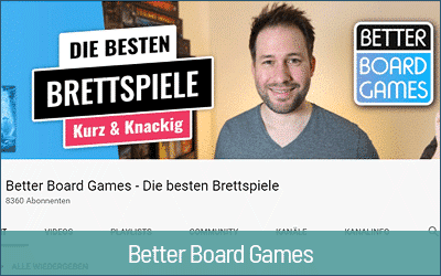 Better Board Games - YouTube