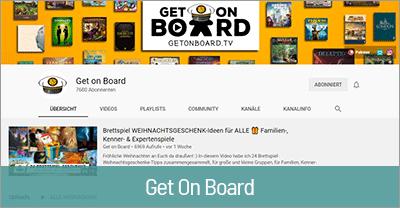 Streaming Technik von Get On Board