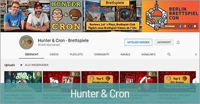 Lieblings Streaming Software von Hunter & Cron