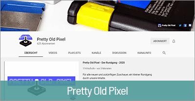 Streaming Technik von Pretty Old Pixel