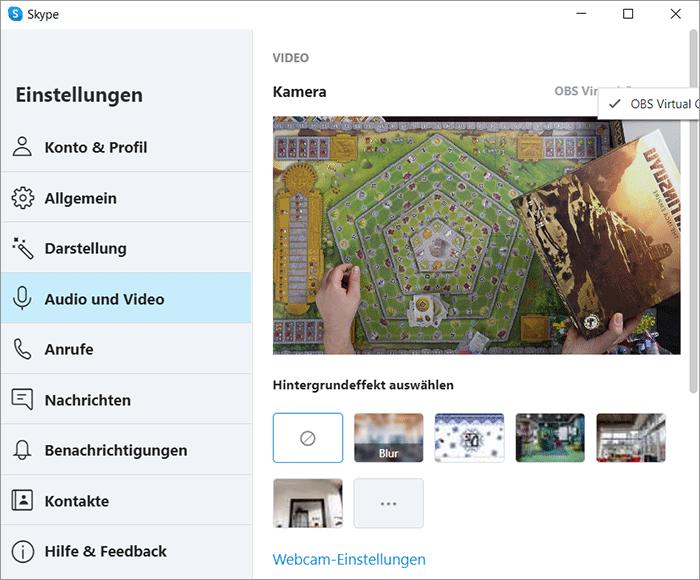 Top 10 OBS Studio Funktionen - Virtuelle Kamera
